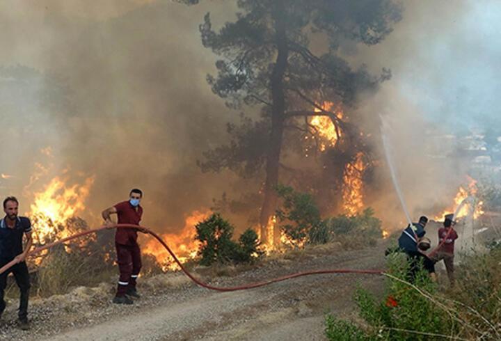 SON DAKİKA... Suç unsuru içeren yangın paylaşımlarına soruşturma