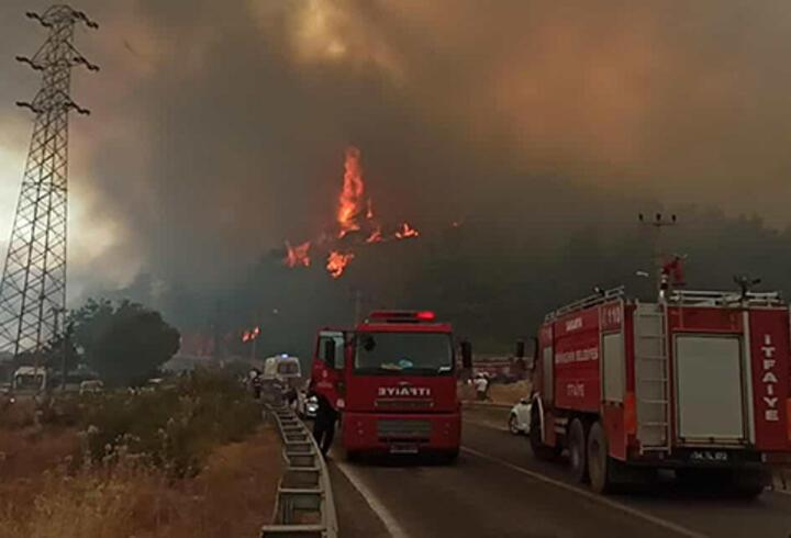 Marmaris'te arazöz devrildi: 4 yaralı