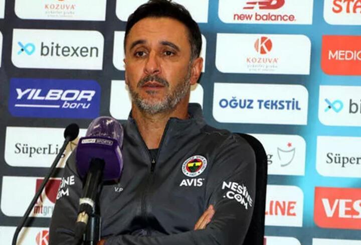 Son dakika... Vitor Pereira: Gol atan, bitirici bir golcü istiyorum