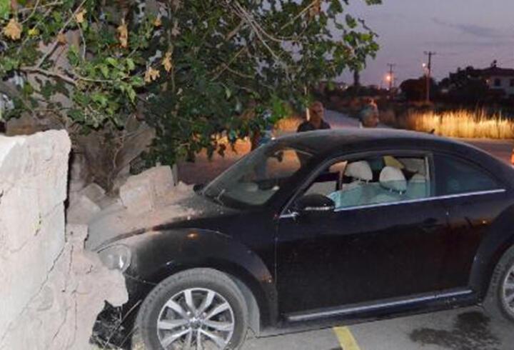 Kaçış rampasına giren kamyon beton bariyere çarptı: 4 ölü