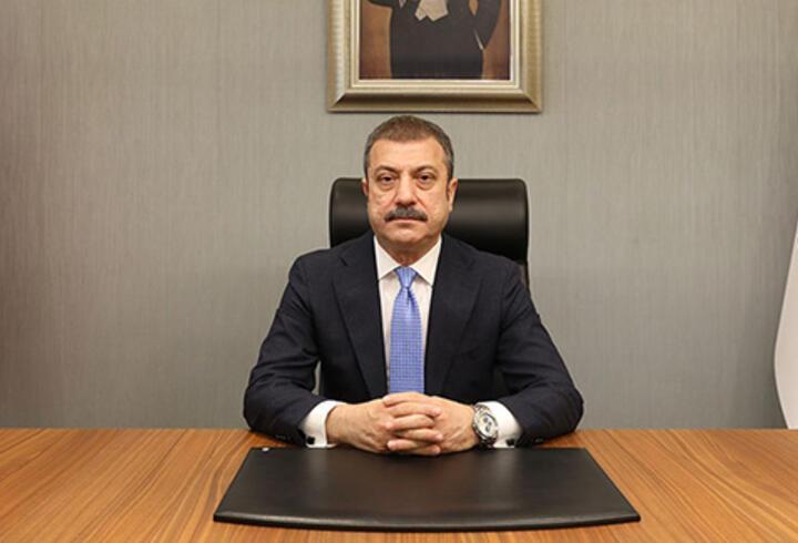 Merkez Bankası Başkanı Kavcıoğlu'ndan rezerv mesajı