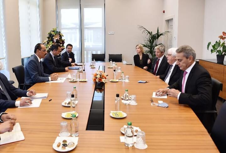 Cumhurbaşkanlığı Sözcüsü Kalın, BM temsilcisiyle mültecileri görüştü