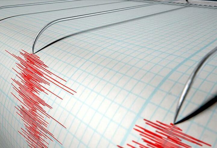 Kütahya'da 5 büyüklüğündeki depremin ardından 49 artçı