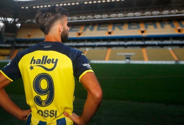 Diego Rossi Fenerbahçe'de