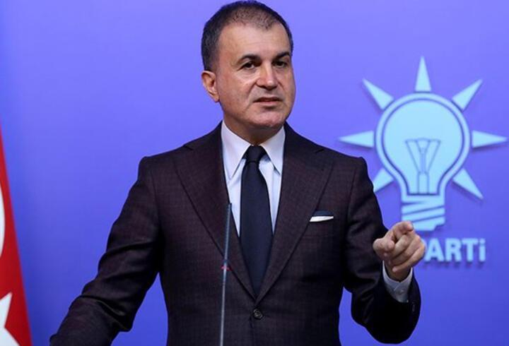 SON DAKİKA: AK Parti Sözcüsü Çelik'ten açıklamalar