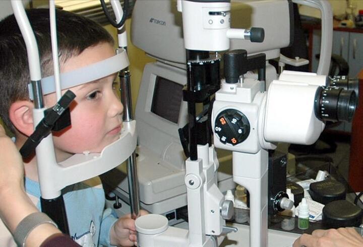'Okula yeni başlayan çocuklara göz muayenesi yaptırın' önerisi