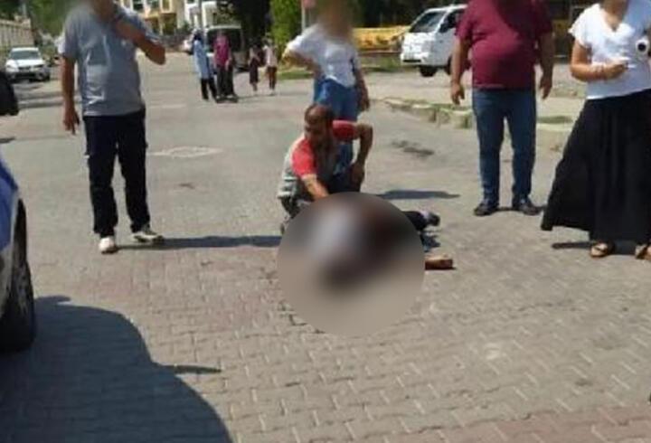 Sokak ortasında dehşet saçmıştı! 12 gün sonra yakalandı