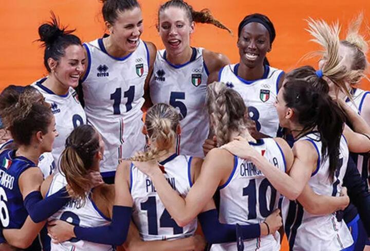 Son dakika... Avrupa Kadınlar Voleybol Şampiyonası'nda İtalya şampiyon oldu
