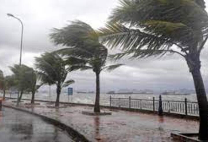 05 Eylül 2021 Hava Durumu: O bölgelere kuvvetli rüzgar uyarısı