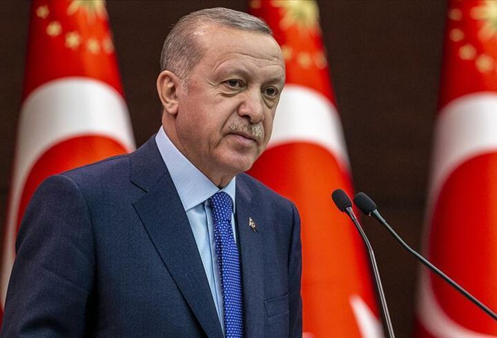 SON DAKİKA: Cumhurbaşkanı Erdoğan, Mali Geçiş Dönemi Devlet Başkanı Goita ile görüştü
