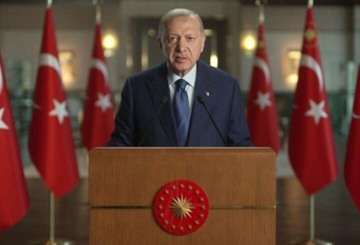 AK Parti Kadın Kolları İstişare Kampı! Cumhurbaşkanı Erdoğan'dan önemli mesaj