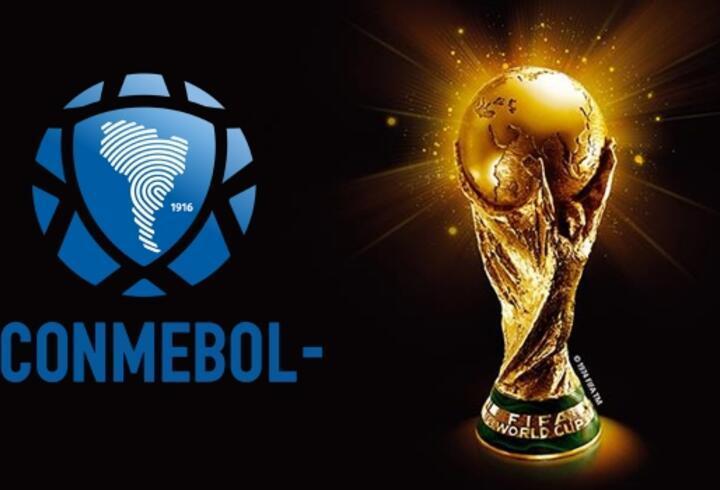CONMEBOL'dan Dünya Kupası açıklaması