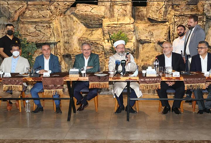 Cumhurbaşkanı Erdoğan, Diyanet'in programında katılımcılara telefonla hitap etti