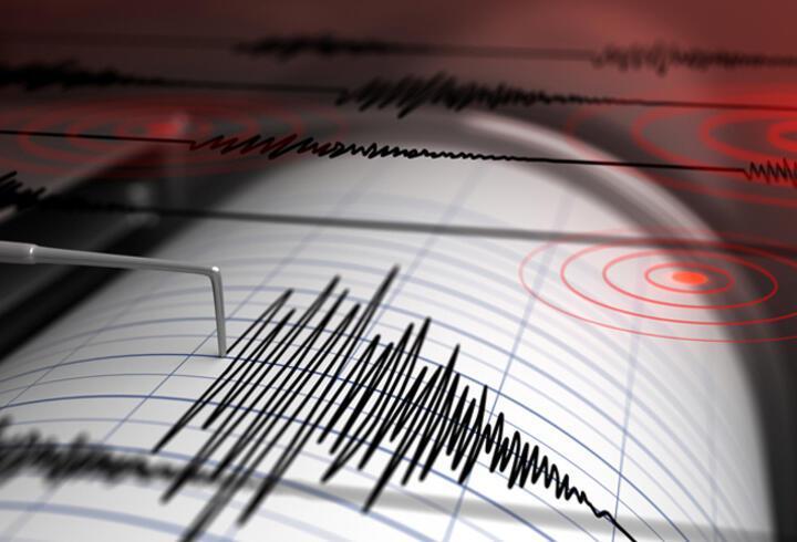 Son dakika... Denizli'de 3.9 büyüklüğünde deprem