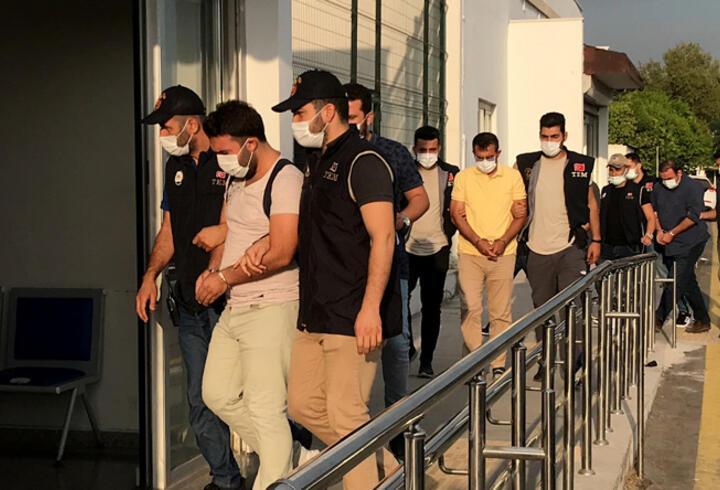 Son dakika... Adana'da FETÖ/PDY operasyonu: 8 şüpheli yakalandı