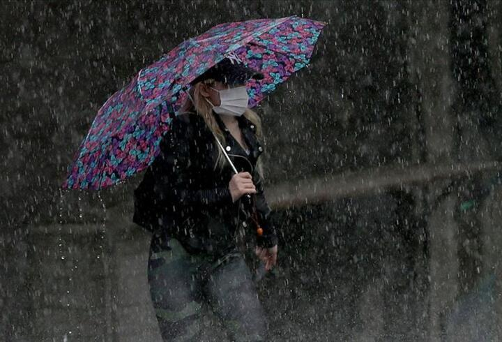 Yağışlarda Karadeniz ve Ege'de iki rekor