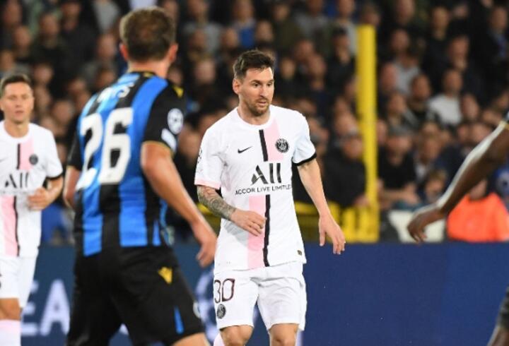 Lionel Messi ilk maçında kazanamadı
