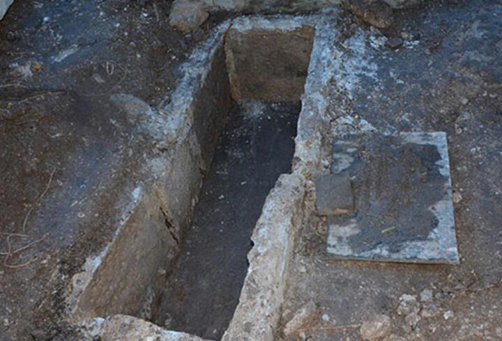 2 bin yıl öncesine ait! Yol yapım çalışmasında bulundu