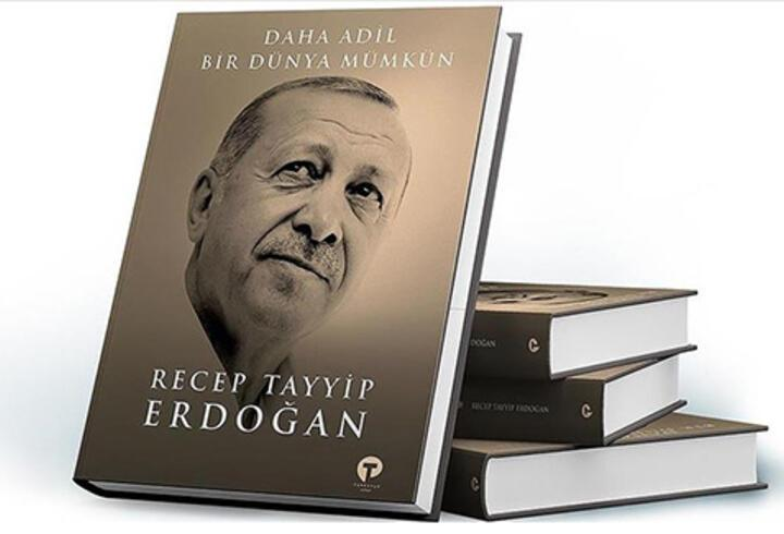 Cumhurbaşkanı Erdoğan 'Daha Adil Bir Dünya Mümkün' kitabını dünya liderlerine verecek