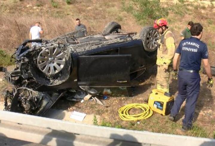 Pendik'te feci kaza: 2 ölü, 2 yaralı