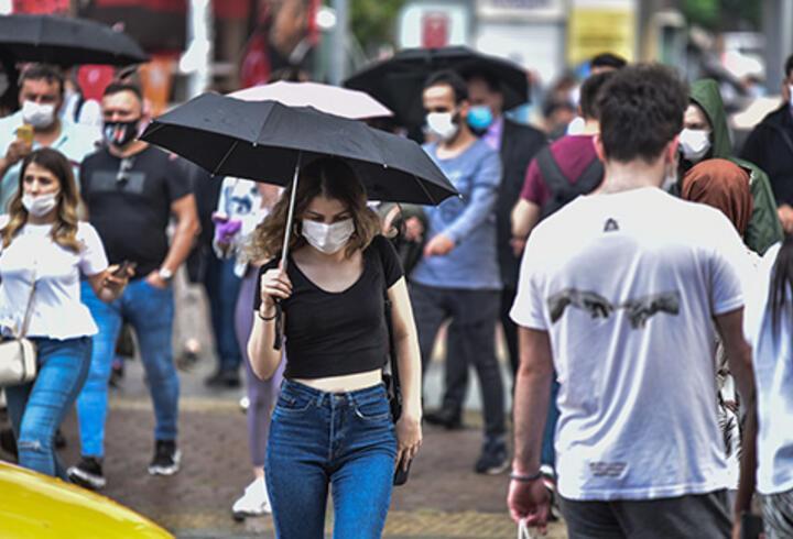 SON DAKİKA: Meteoroloji'den İstanbul'a  sağanak uyarısı