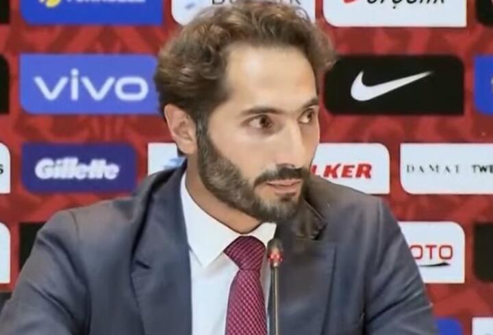 Nihat Özdemir Hamit Altıntop'un görevini açıkladı