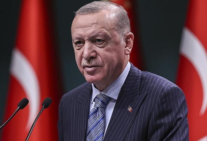 Cumhurbaşkanı Erdoğan'dan yurt eleştirilerine cevap