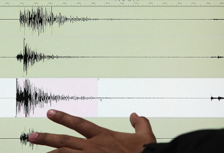Malatya'da 3,3 büyüklüğünde deprem