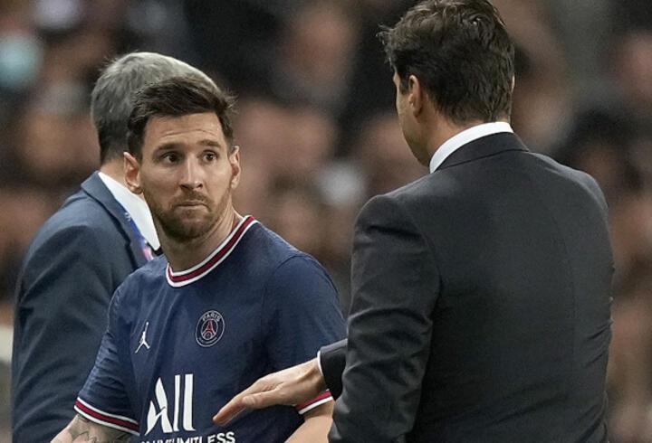 Lionel Messi Metz maçında oynamayacak