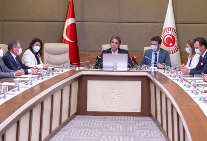 Müsilaj Komisyonu toplandı