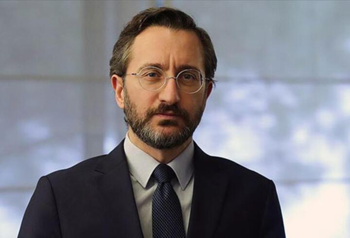 """Cumhurbaşkanlığı İletişim Başkanı Altun'dan """"Paris İklim Anlaşması"""" paylaşımı"""