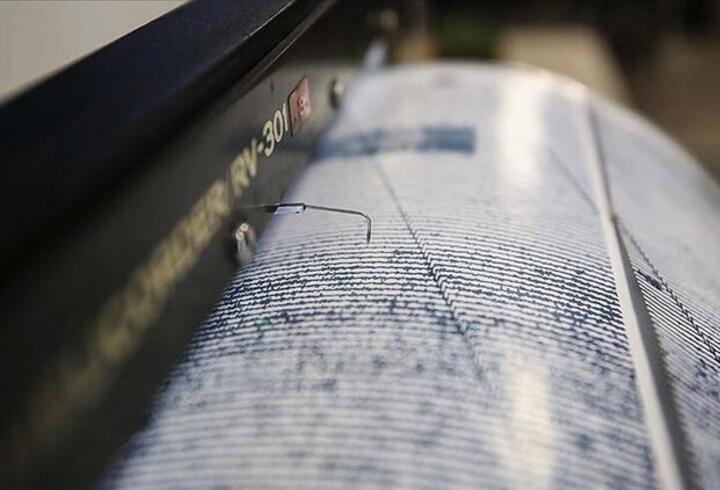 SON DAKİKA: Akdeniz'de 3,9 büyüklüğünde deprem