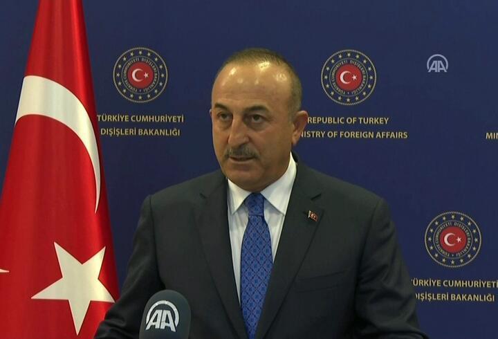 Taliban heyeti ile ne konuşuldu? Dışişleri Bakanı Çavuşoğlu'ndan açıklama