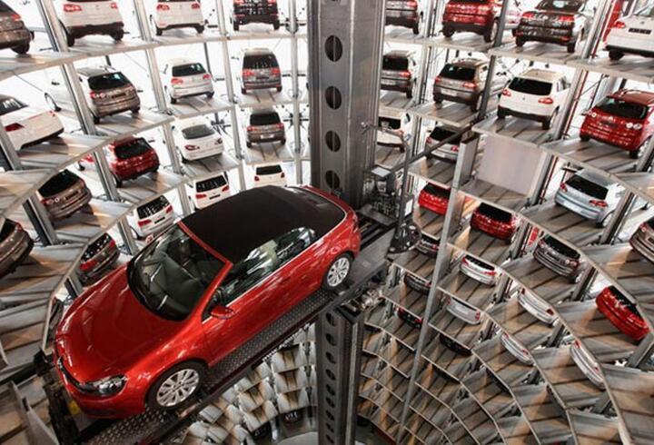 Avrupa otomobil pazarı düşüyor