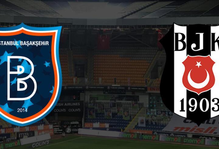 Medipol Başakşehir - Beşiktaş CANLI YAYIN