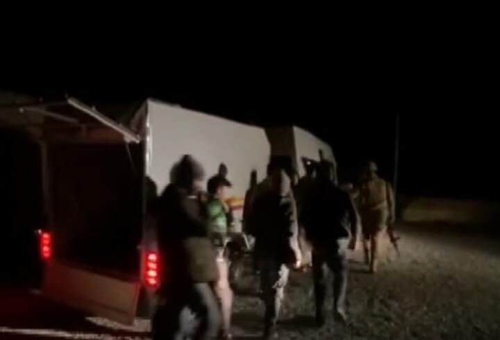Bitlis'te 70 kaçak göçmen yakalandı