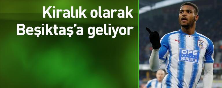 Beşiktaş Steve Mounie'yi kiralıyor