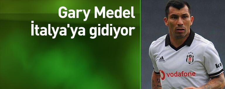 Gary Medel İtalya'ya gidiyor