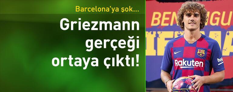 Barcelona'ya şok...