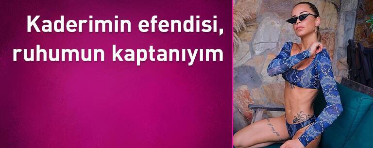 Eliz Sakuçoğlu: Kaderimin efendisi, ruhumun kaptanıyım
