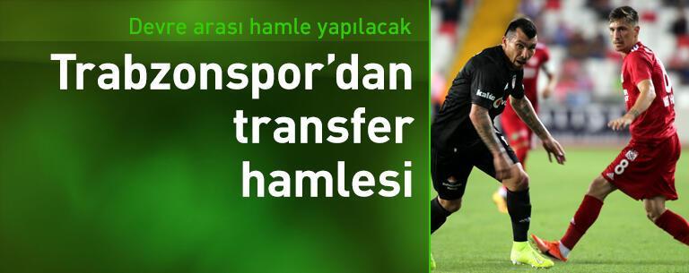 Trabzonspor Mert Hakan için harekete geçiyor