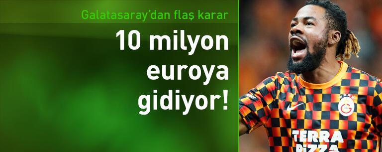 Galatasaray Luyindama'yı satıyor!