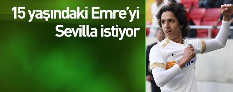 Emre Demir'i Sevilla istiyor