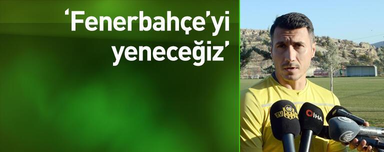Jahovic: Fenerbahçe'yi yeneceğiz