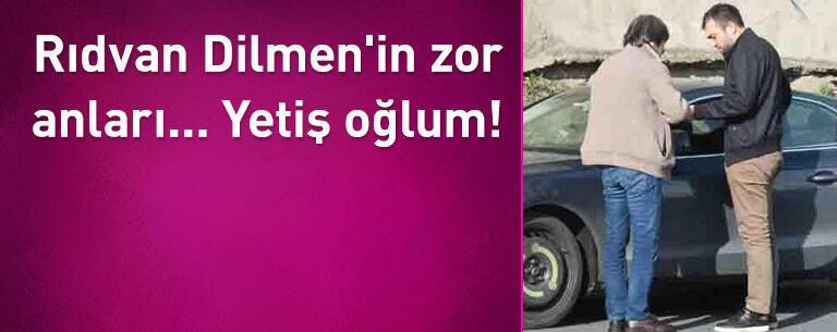 Rıdvan Dilmen'in zor anları... Yetiş oğlum!