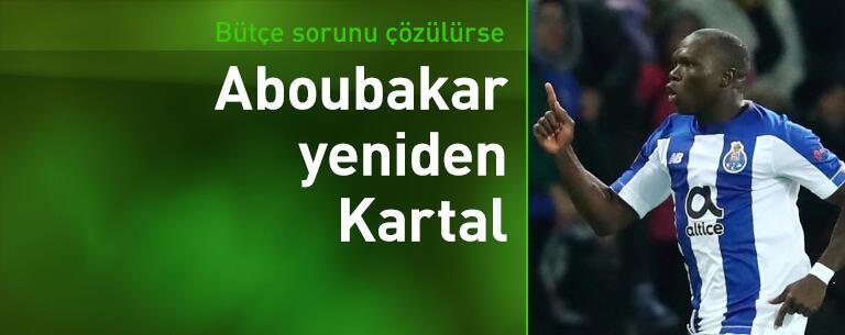 Vincent Aboubakar Beşiktaş'a dönebilir