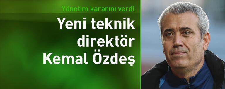 Yeni Malatyaspor Kemal Özdeş'e emanet