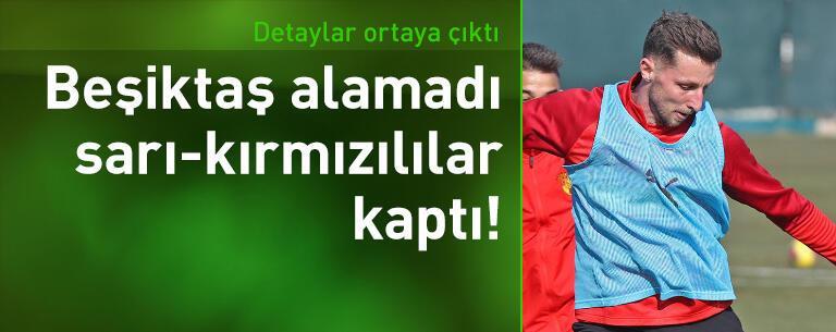 Kamil Wilczek Beşiktaş'ın kapısından döndü