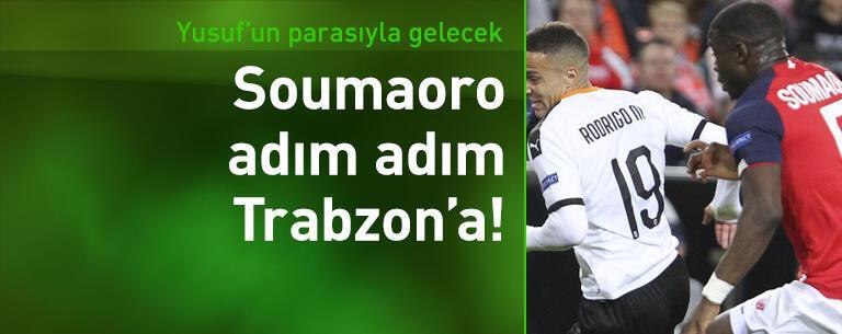 Adama Soumaoro adım adım Trabzonspor'a