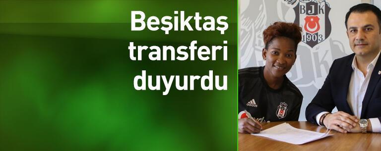 Mbeyu Akida Beşiktaş'ta
